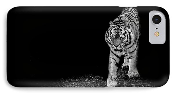 Into The Light IPhone Case by Paul Neville