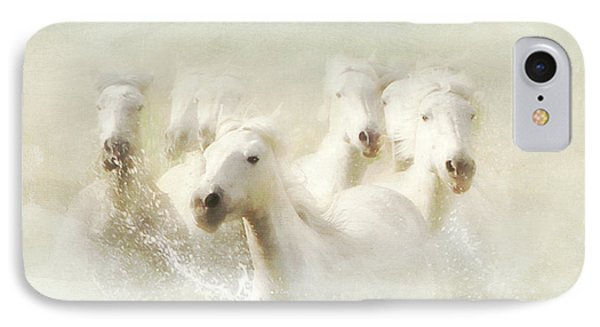 Into The Mist IPhone Case by Karen Lynch