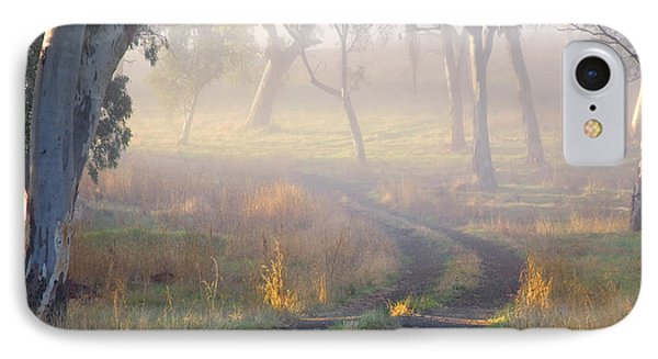 Into The Mist IPhone Case by Mike  Dawson