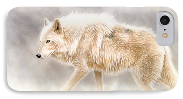 Into The Mist IPhone Case by Sandi Baker