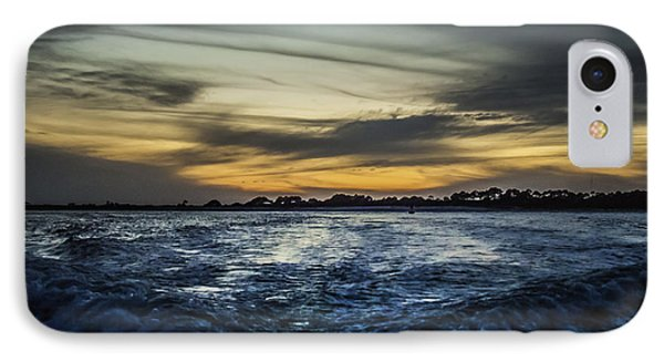 Into The Night  IPhone Case by Debra Forand