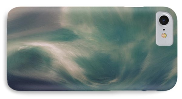Into The Storm IPhone Case by Dan Sproul