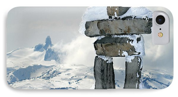 Inukchuk Whistler Phone Case by Pierre Leclerc Photography