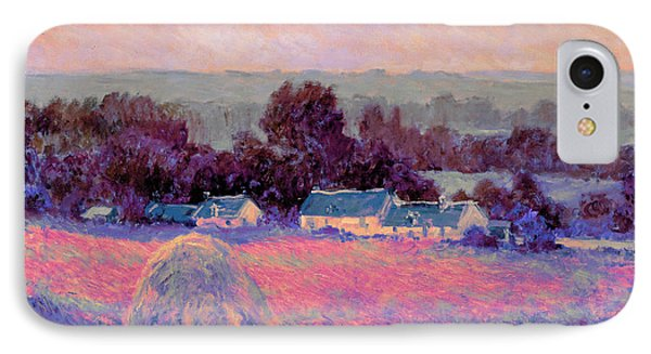 Inv Blend 10 Monet IPhone Case by David Bridburg