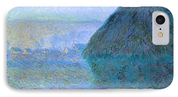 Inv Blend 21 Monet IPhone Case by David Bridburg