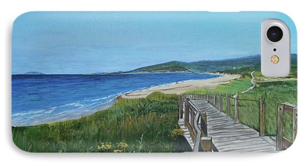 Inverness Beach IPhone Case