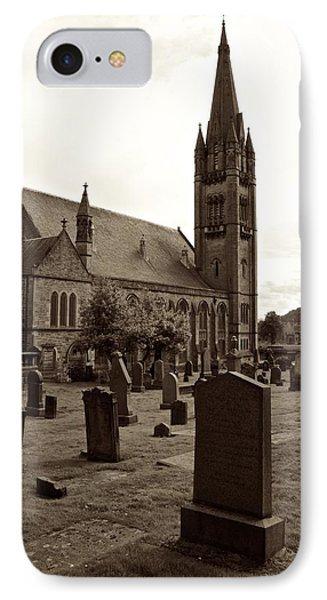 Inverness Church IPhone Case