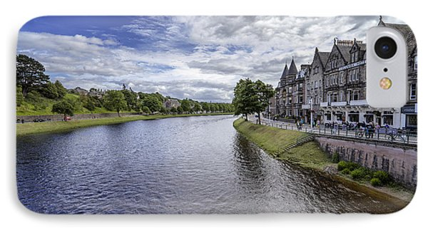 IPhone 7 Case featuring the photograph Inverness by Jeremy Lavender Photography