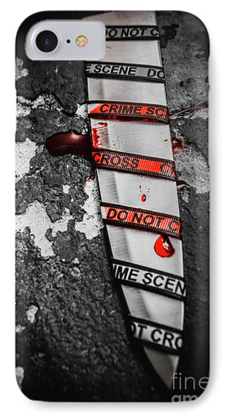 Investigation Of Cross Examination IPhone Case by Jorgo Photography - Wall Art Gallery
