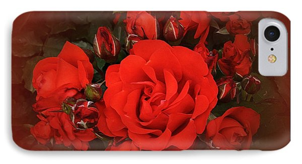 IPhone Case featuring the photograph Invite by Karo Evans
