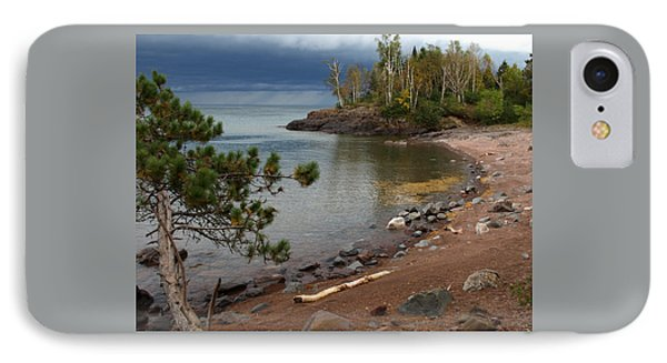 IPhone Case featuring the photograph Iona's Beach by James Peterson