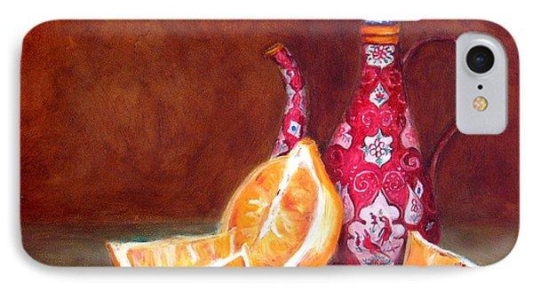 Iranian Lemons IPhone Case by Enzie Shahmiri