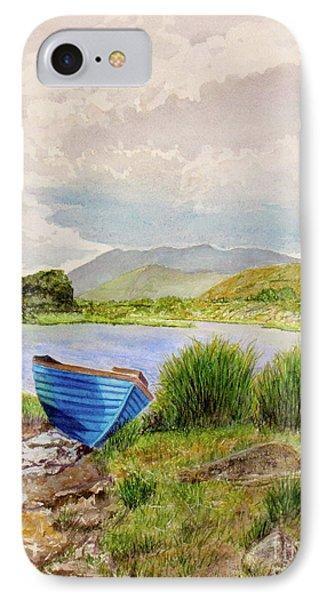 Ireland IPhone Case by Carol Flagg