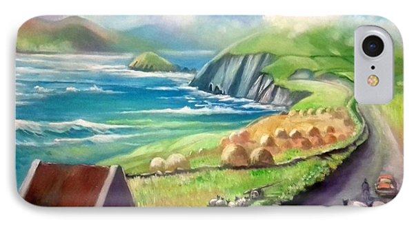 Ireland Co Kerry IPhone Case by Paul Weerasekera