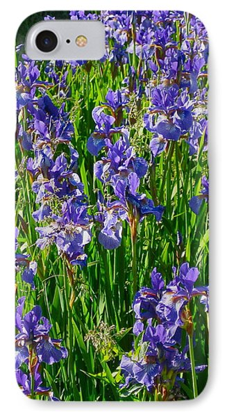Iris IPhone Case