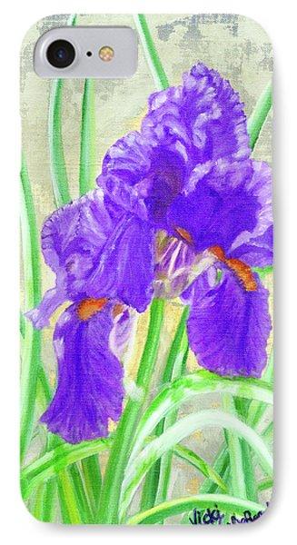 Iris Hope IPhone Case