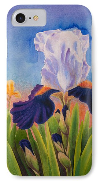 Iris Morning IPhone Case