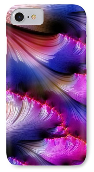 Iris Petals IPhone Case
