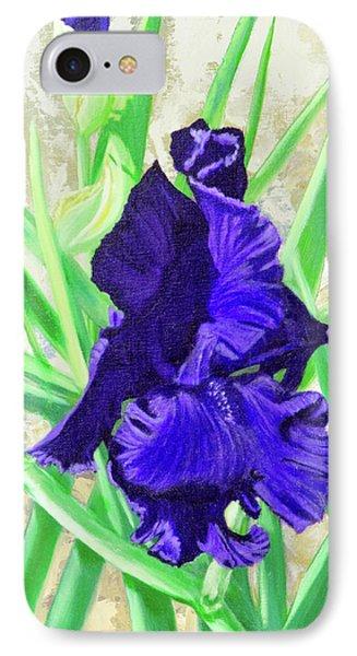 Iris Royalty IPhone Case