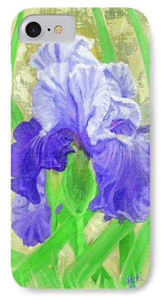 Iris Valor IPhone Case