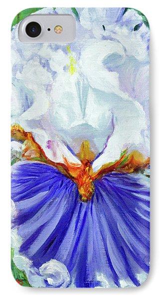 Iris Wisdom IPhone Case
