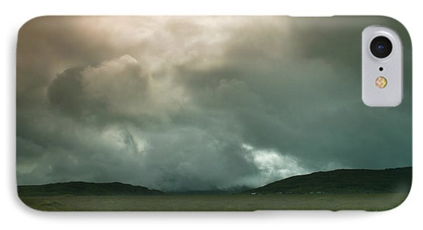 IPhone Case featuring the photograph Irish Atmospherics. by Terence Davis