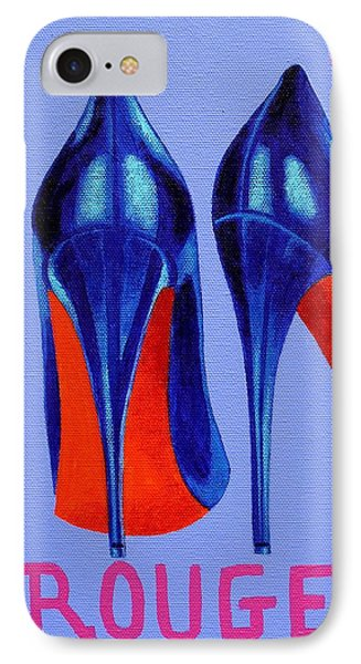 Irish Burlesque Shoes IPhone 7 Case