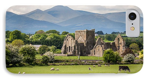 Irish Country Side IPhone Case by Pierre Leclerc Photography