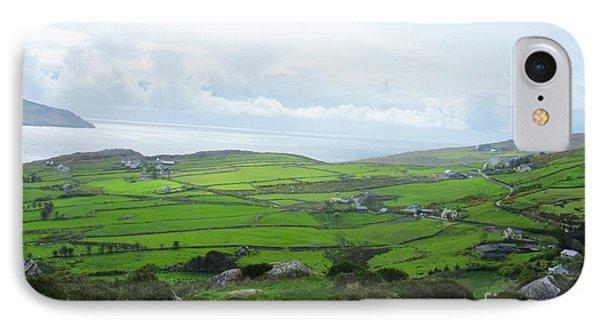 Irish Countryside 5 IPhone Case