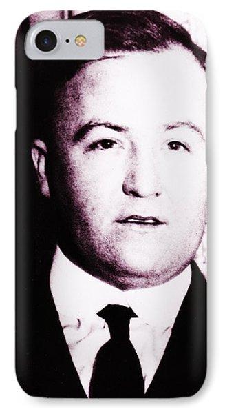 Irish Gangster Dion Obannon IPhone Case