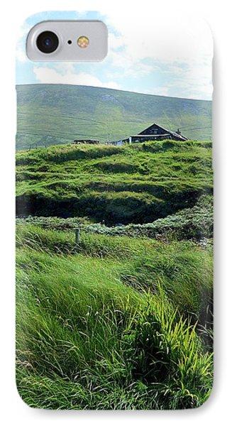 Irish Grasslands IPhone Case