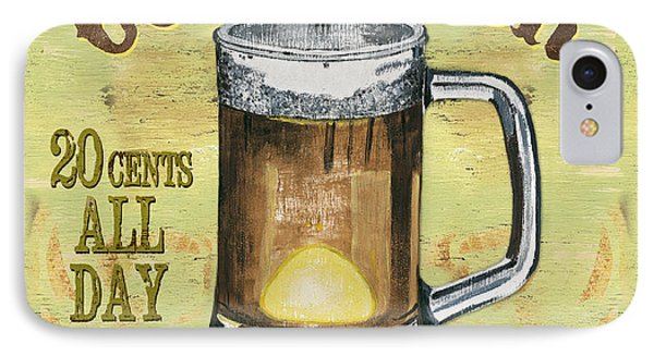 Irish Pub IPhone Case by Debbie DeWitt