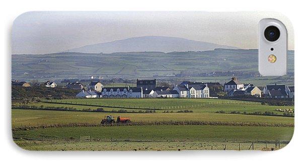 Irish Sheep Farm II IPhone Case