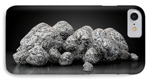 Iron Ore Nugget Collection IPhone Case by Allan Swart
