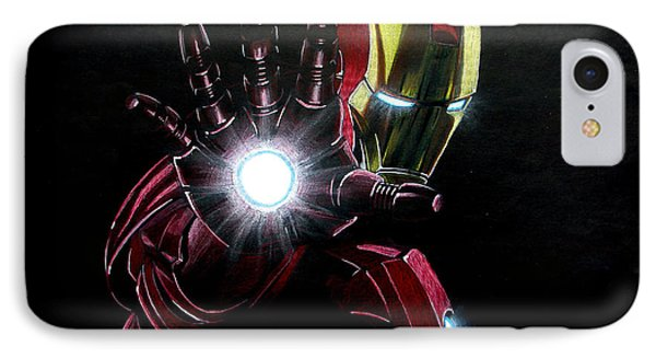 Ironman IPhone Case