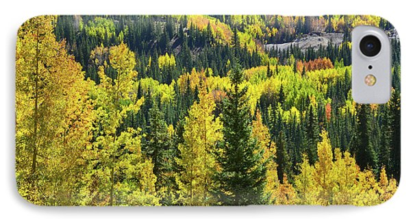 IPhone Case featuring the photograph Ironton Fall Color by Ray Mathis