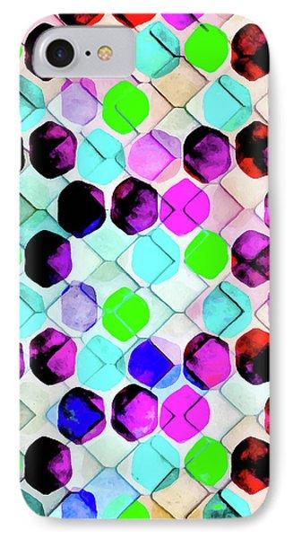 Irregular Hexagon IPhone Case