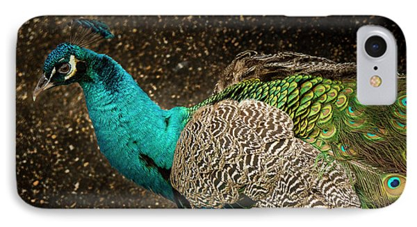 IPhone Case featuring the photograph Is She Looking ? by Jean Noren