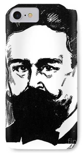 Isaac Albeniz (1860-1909) IPhone Case