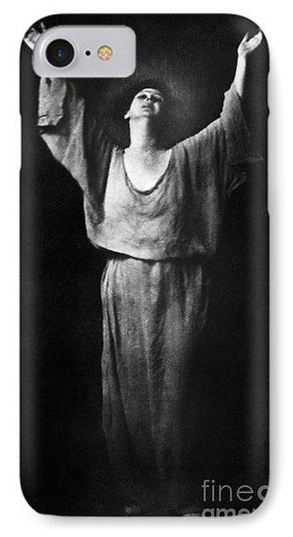 Isadora Duncan (1877-1927) Phone Case by Granger