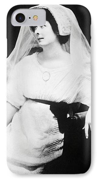 Isadora Duncan IPhone Case