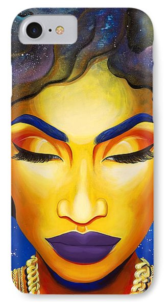 Isiy  IPhone Case by Aramis Hamer