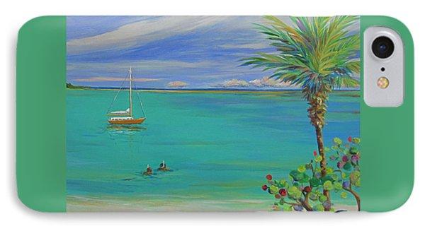 Islamorada Snorkeling IPhone Case by Anne Marie Brown