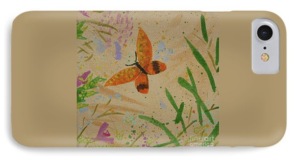 Island Butterfly Series 3 Of 6 IPhone Case by Gail Kent