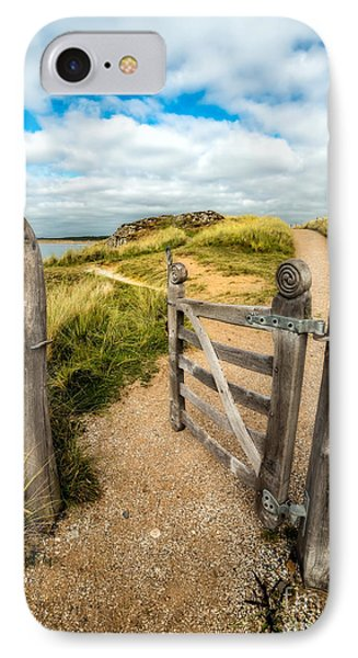 Island Gate IPhone Case by Adrian Evans