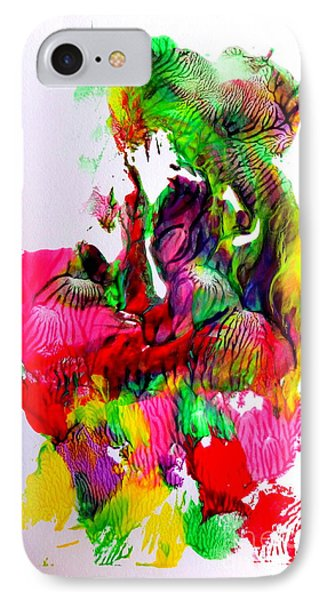 Island Maiden IPhone Case by Fred Wilson