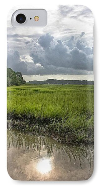 IPhone Case featuring the photograph Island by Margaret Palmer