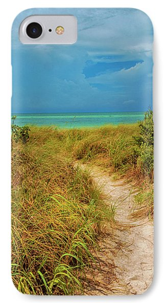 Island Path IPhone Case by Swank Photography