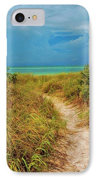Island Path IPhone Case