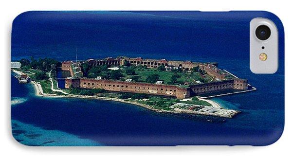 Island Prison Phone Case by Skip Willits